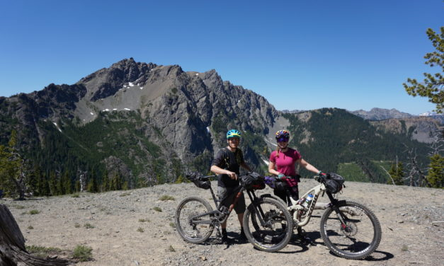 Not-So-Jolly Mountain Bikepacking: A Lesson in Knowing When to Quit