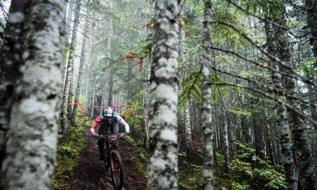 Kona Enduro Team Takes on the Whistler EWS