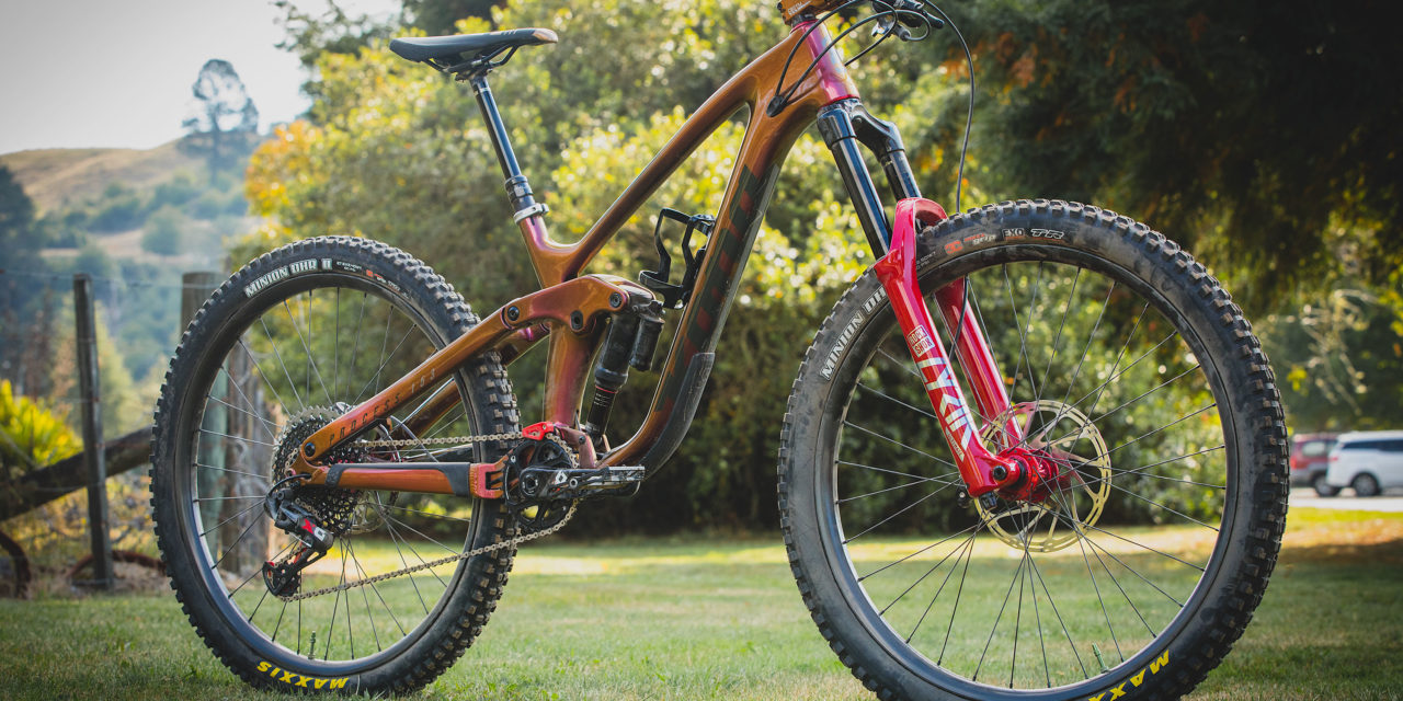 "Kona Dream Builds: ""Lil Acid"" Shelly Flood's Process 153 CR DL 27.5"
