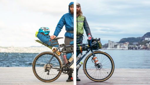 Before and After: Martin Johannesen and his Rove