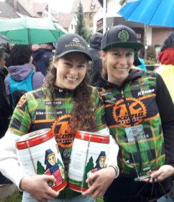 Five Podiums for the Kona / Bike Ranch Team at the Schwarzwald Marathon!