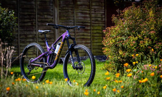 Kona Dream Builds: Bart's 'Purple Trail Eater' 2020 Process 153 CR/DL 29er