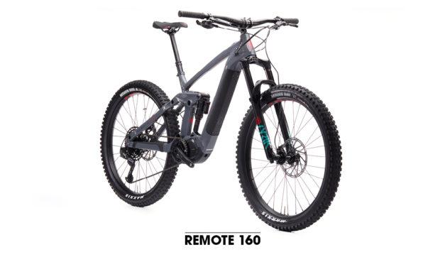 Remote 160 is a Process on E!