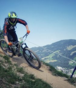 Enduro One Kirchberg / Tirol – Double Top Ten for the Kona Gduro Team