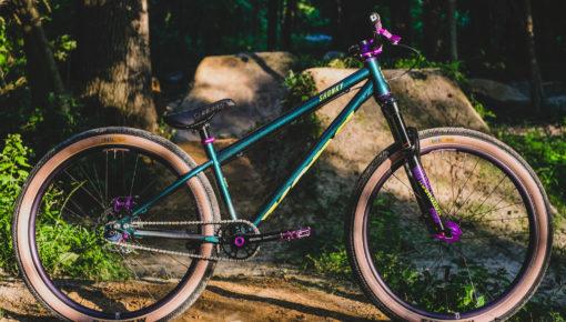 Kona Dream Builds: Goldfinch Cyclery Builds one RAD Shonky