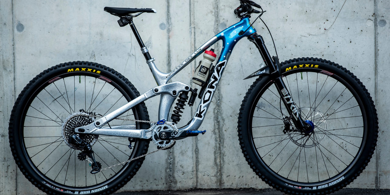 Kona Dream Builds: Miranda Miller and Connor Fearon's Trophy of Nations Custom Process Bikes