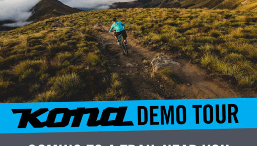 California and Oregon, the KONA Demo Tour is headed your way!