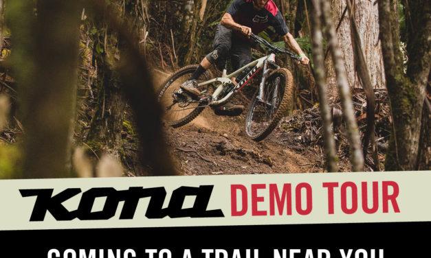 North & South Carolina, the KONA Demo Tour is headed your way!