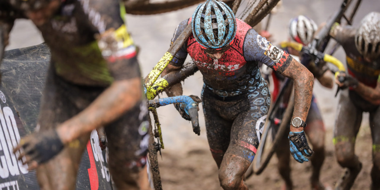 The Maxxis Shimano CX Team Races Their First Real Mudder!