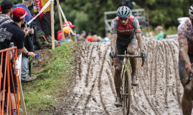The Kerstperiode: Racing CX in the Motherland