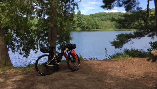 Ottawa Midsummer Solo Bikepacking Trip