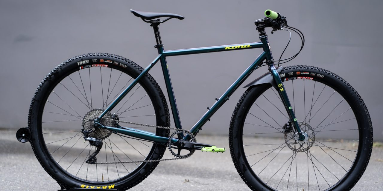 Kona Dream Builds: Paul's Limited Sutra Ltd