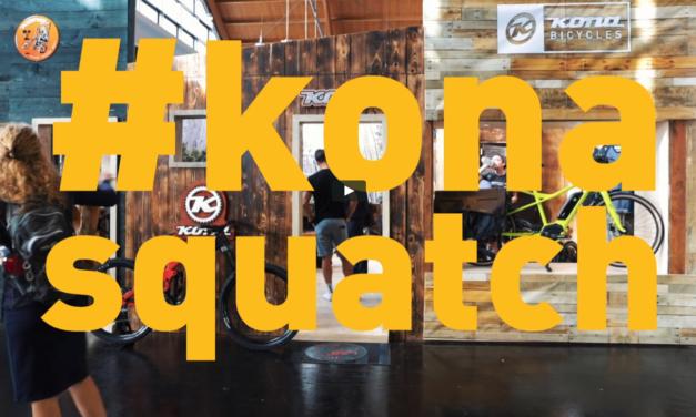 KonaSquatches Take Over Eurobike