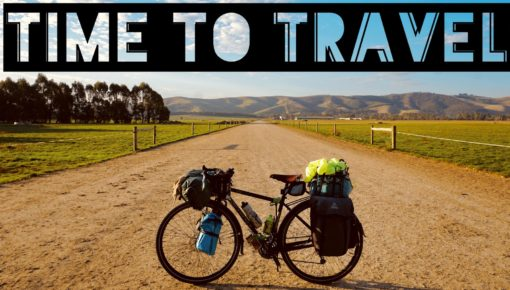 Time to Travel: A Rad Bike Adventure