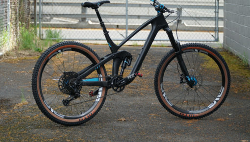 Kona Dream Builds: Bicycle Crumbs Process 153 CR 27.5 Has Just the Right Amount of Bling