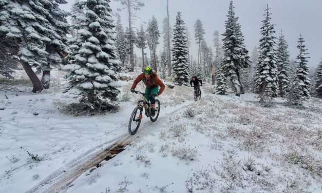 Finding Winter In The Sierra Nevadas