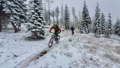 Finding Winter In The Sierra Nevadas