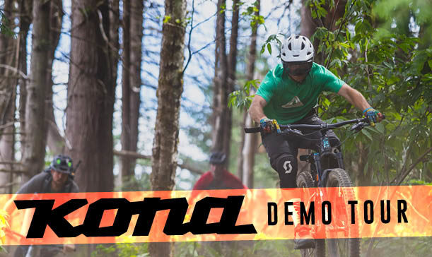 Catch the KONA Demo Tour at our last few events of 2019!