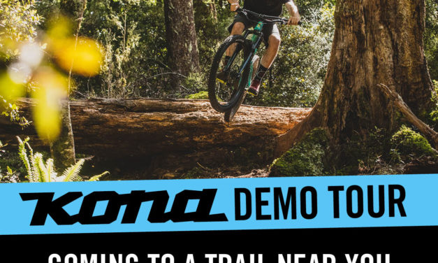 The KONA Demo Tour is making a swing through the midwest!