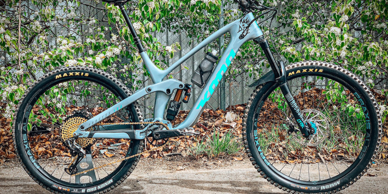 Kona Dream Builds: Quick Sliver, Mark Wilson's Process CR DL 27.5