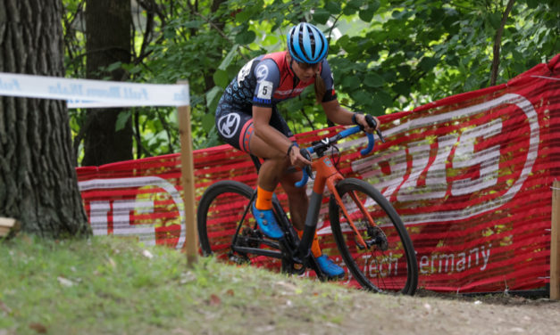 Cyclocross Magazine's Bike Check on Rebecca Fahringer's Super Jake
