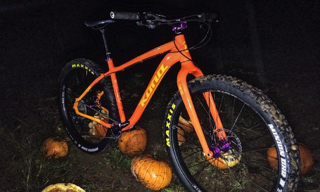 Kona Dream Builds: Pumpkin Patch, Guy's Halloween Themed Wo