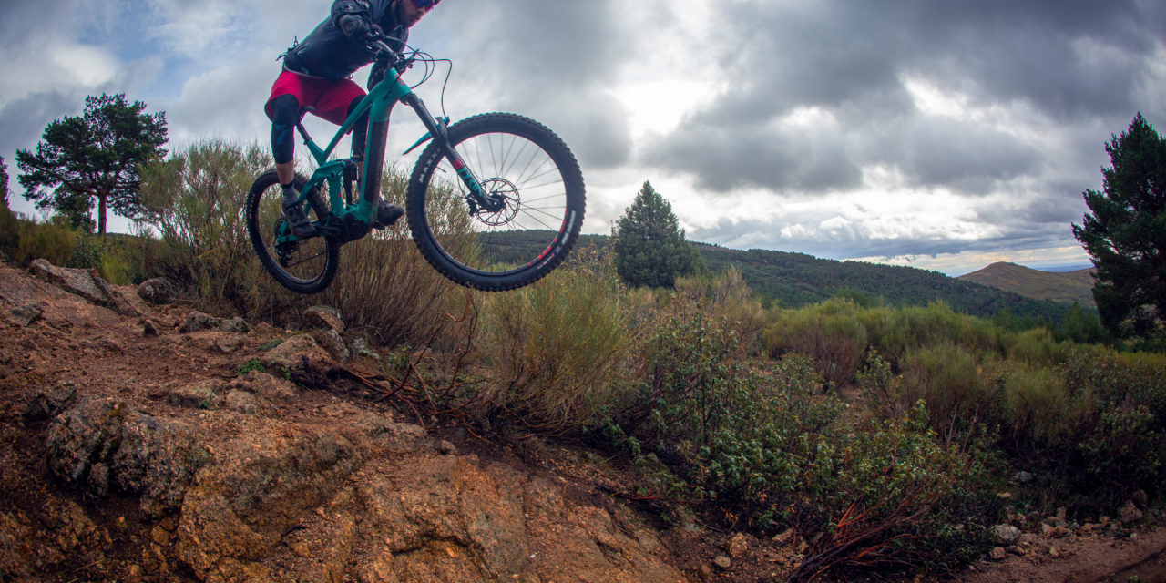 """Fun, we want fun !"" The Remote 160 makes some noise on www.emtb-new.de"
