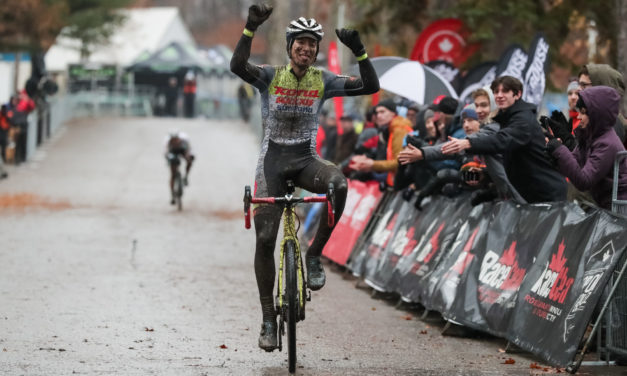 Kerry Werner Nabs Two Wins and the Pro CX Series Title at the NCCX NCGP