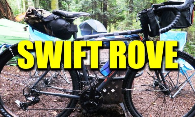 Path Less Pedaled Reviews the Ltd Edition Swift Rove