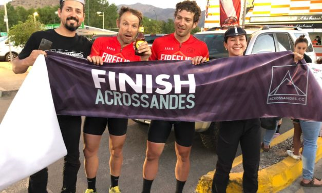 Andres Tagle and Rodrigo Errazuriz Win the Across Andes!
