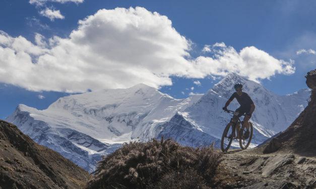 Cory Wallace Obliterates Annapurna 24 Record