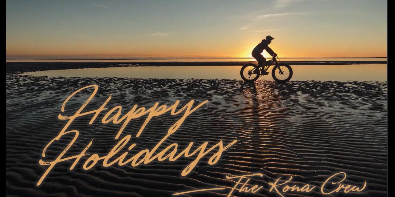 Happy Holidays From Kona!