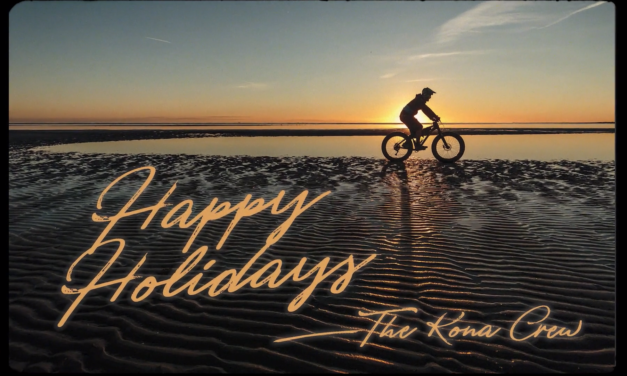 Happy Holidays From Kona!