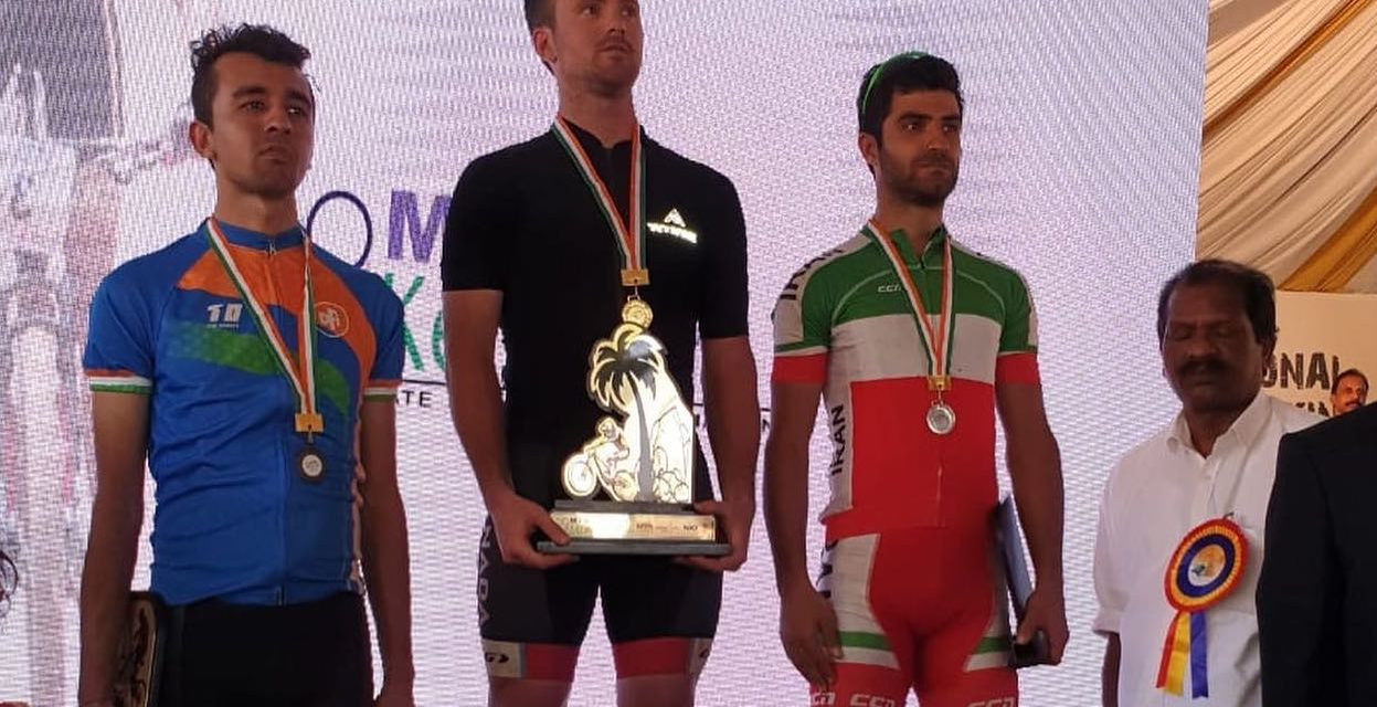 Cory Wallace Takes MTB Kerala Title!
