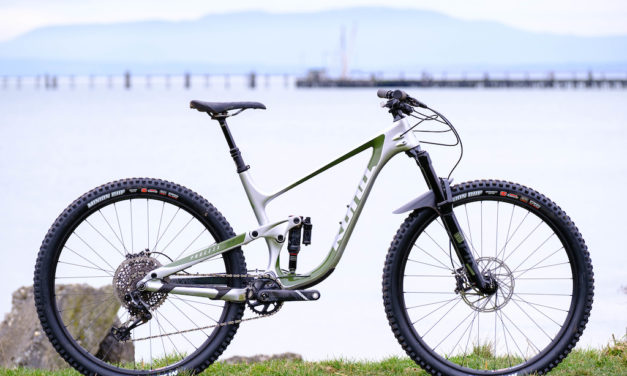 "Pinkbike Reviews the Process 134 CR DL ""It feels like a true trail bike, as opposed to a slightly watered down enduro sled."""
