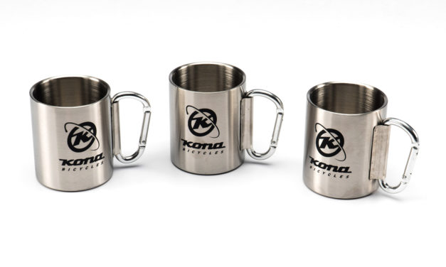 Stainless Carabiner Mugs Are Available Now