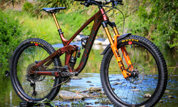 Kona Dream Builds: The Water Horse, Hunter's Process 153 CR DL 27.5