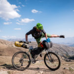 Upcycling an Explosif to Ride Across Armenia