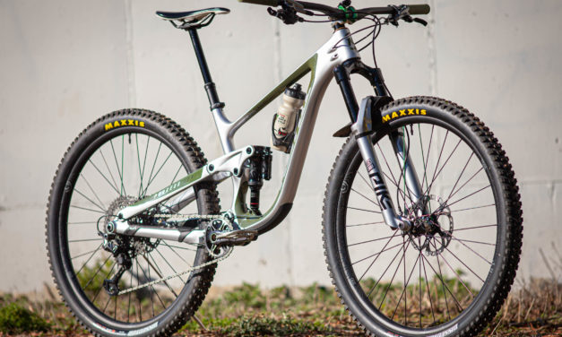 Kona Dream Builds: Bike of the Day, Mark's Process 134 CR DL