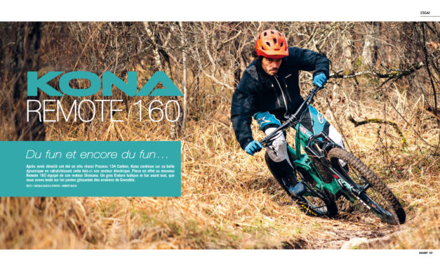 It's all about fun! Velo Vert reviews the Remote 160