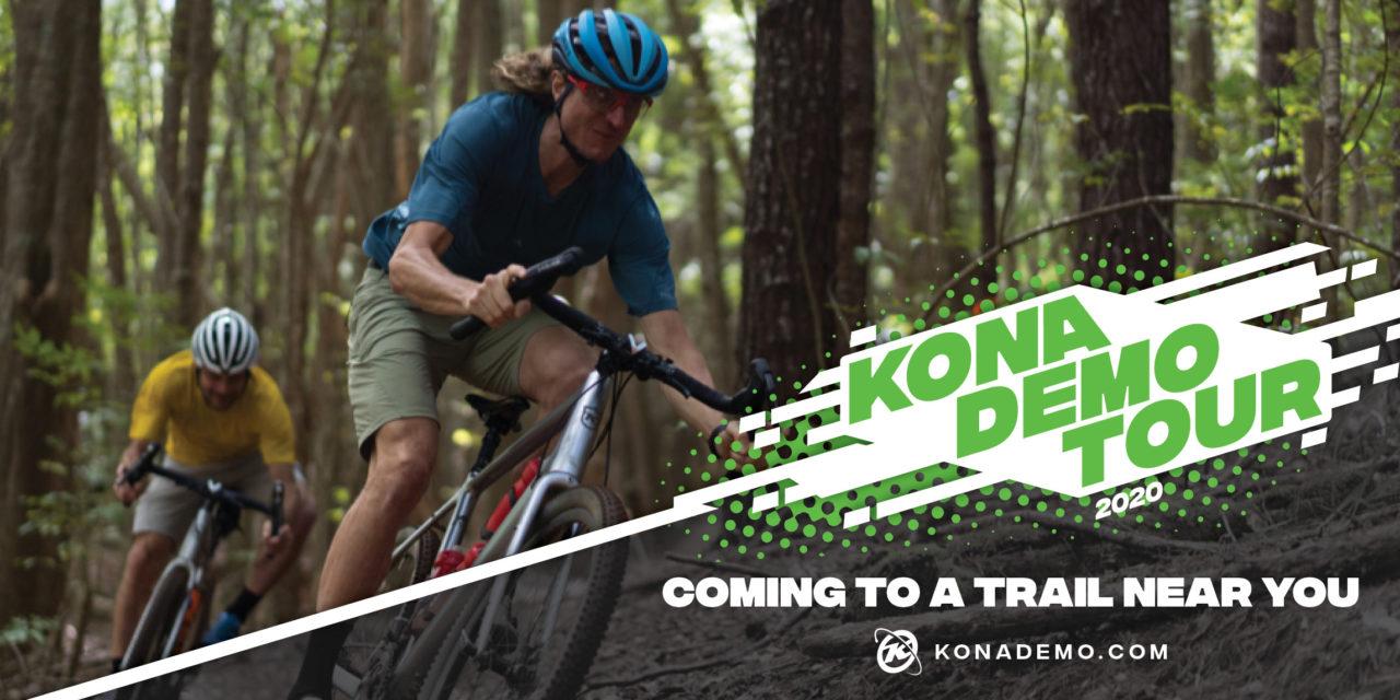 The KONA Demo Tour is making a run through the Carolinas!
