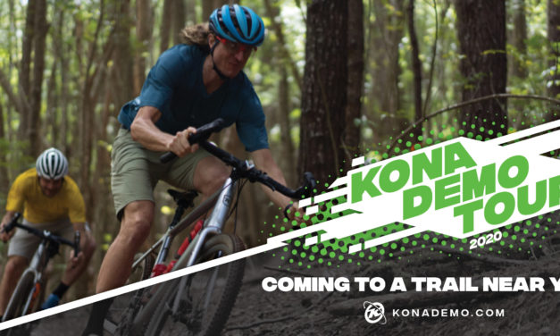 The KONA Demo Tour is making a run through the Carolinas!