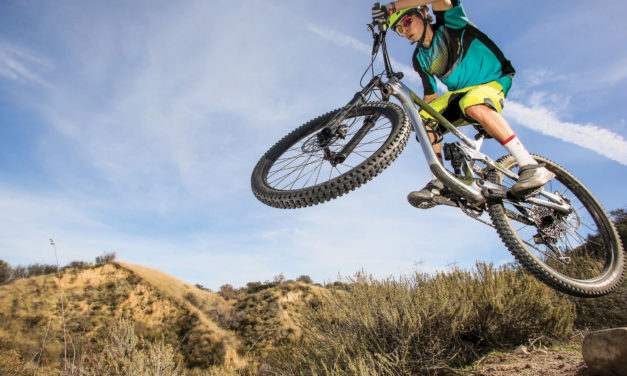 "Mountain Bike Action Reviews the Process 134 CR DL 29 ""Built to Shred Descents and Conquer Climbs"""