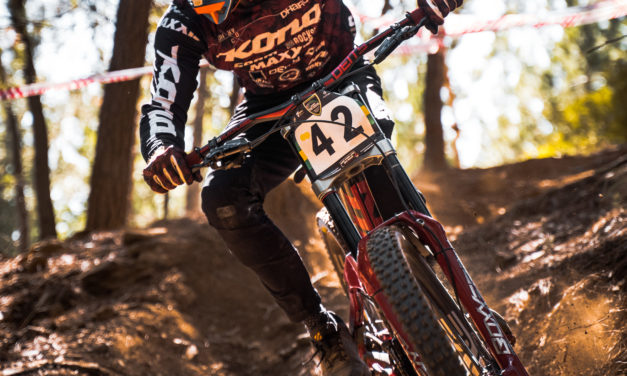 Connor Fearon Finishes Second at Australian National DH Champs