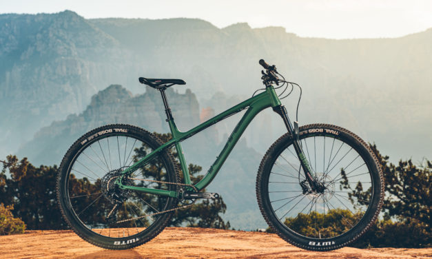 PinkBike Reviews the Honzo on Their Field Trip