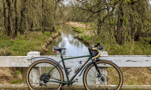 "Lessons Learned Riding the ""Perry-Roubaix"""