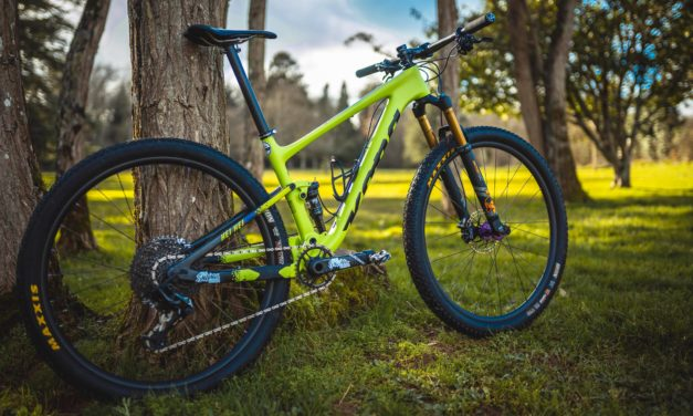 Kona Dream Builds: Philippe's 2018 Hei Hei Race DL is a beast!