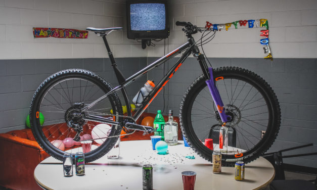 Kona Dream Builds: Erik's 30th Birthday Honzo is a Little Late to the Party
