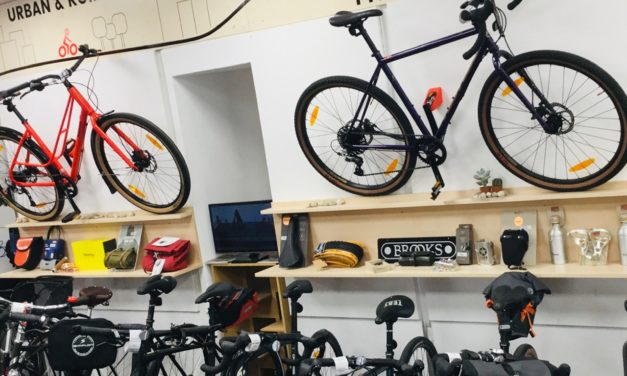 shop profile : cooperative fahrrad