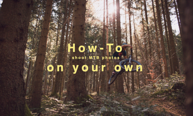 How To Shoot MTB Photos on Your Own